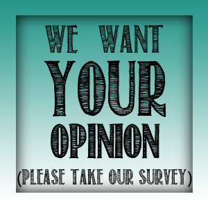 Please take our short survey.