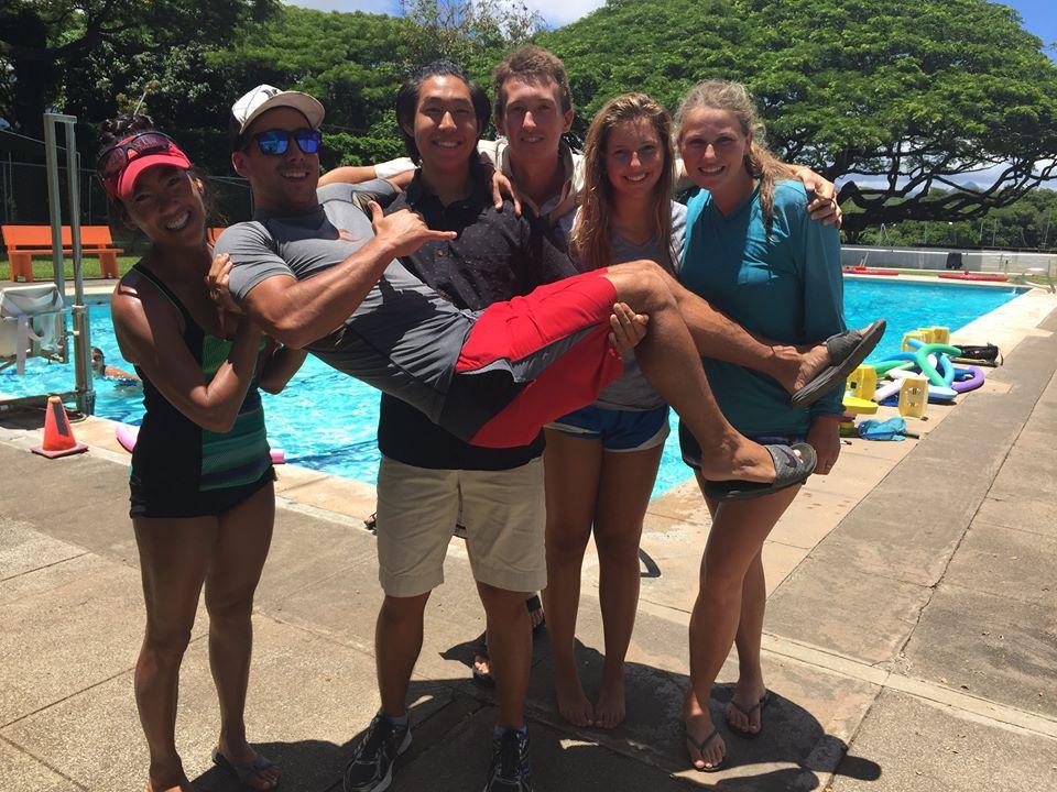 Justin S pool