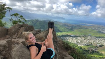 NORTHEASTERN STUDENTS REFLECT ON COOP PROGRAM IN HAWAII